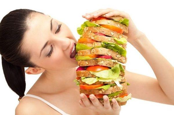 Как снизить аппетит при помощи дыхания.