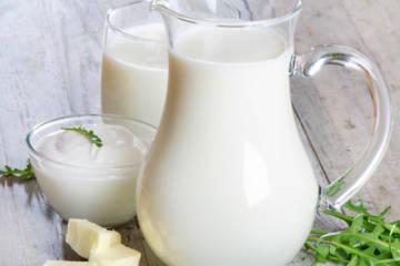 Молочная диета для похудения