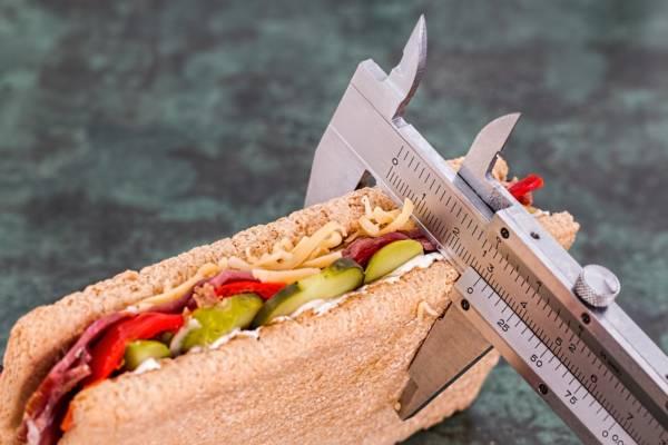 Подсчет калорий как способ похудения