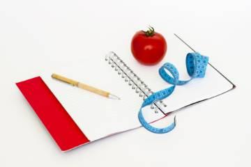 Меню и планирование приемов пищи — способ как быстро похудеть без диет.